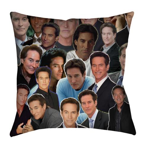 Drake Hogestyn pillowcase