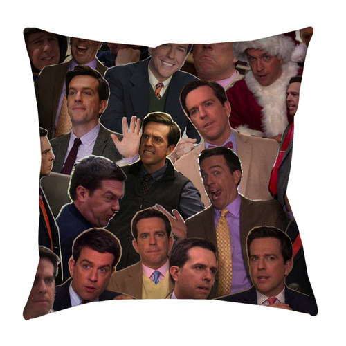 Andy Bernard pillowcase