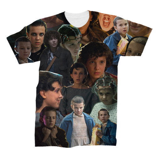 Eleven Stranger Things tshirt