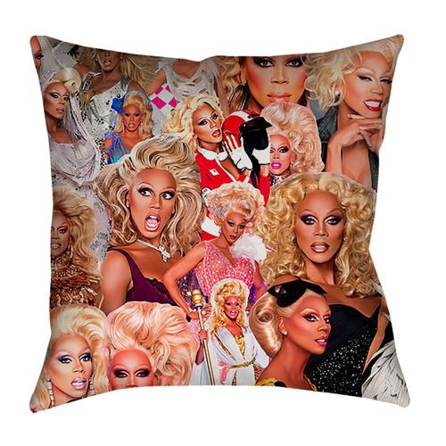 RuPaul pillowcase