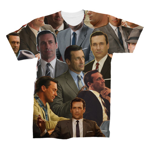 Don Draper (Mad Men) tshirt
