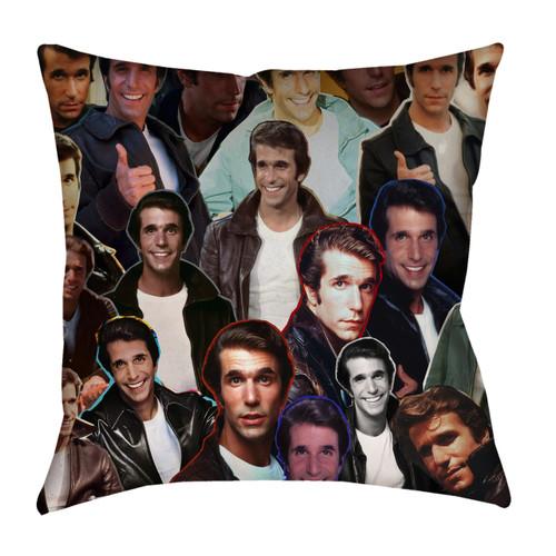 Fonzie (Happy Days) pillowcase