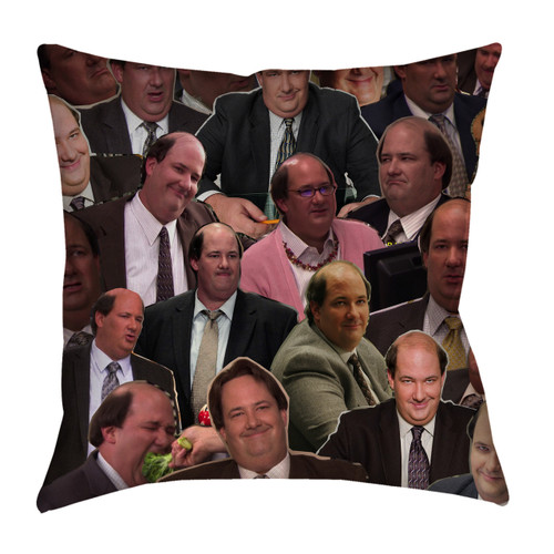 Kevin Malone (The Office) pillowcase