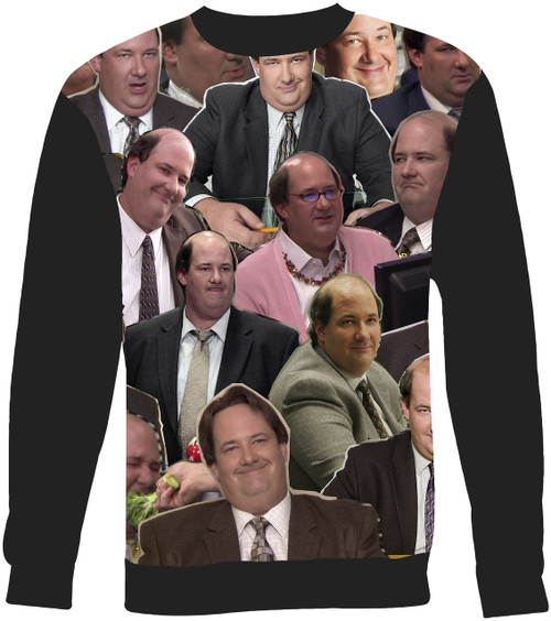 Kevin Malone (The Office) sweatshirt