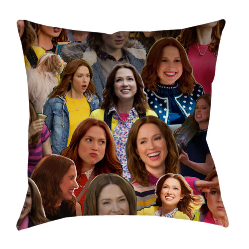 Kimmy Schmidt (Unbreakable) Photo Collage Pillowcase