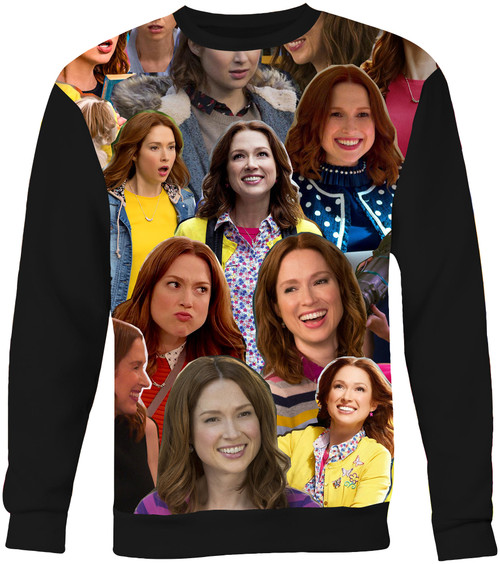 Kimmy Schmidt (Unbreakable) Collage Sweater Sweatshirt