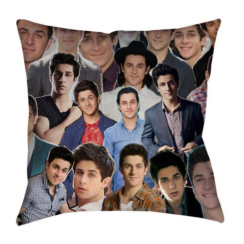 David Henrie pillowcase