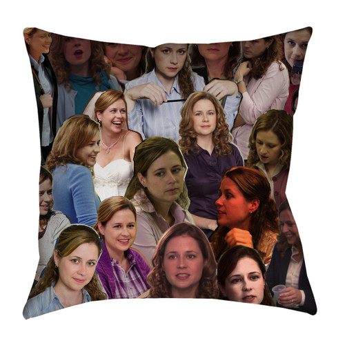 Pam Beesly The Office pillowcase