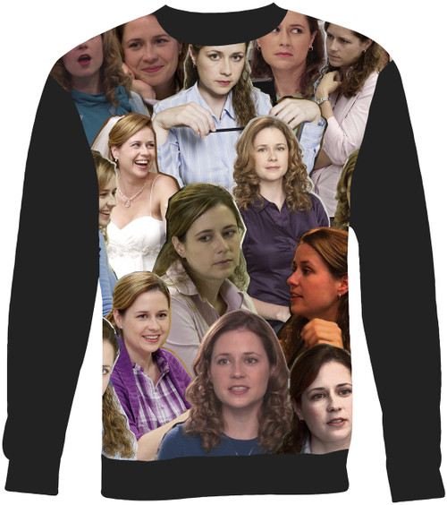 Pam Beesly The Office sweatshirt