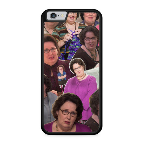 Phyllis Vance The Office phone case