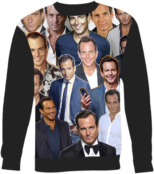 Will Arnett sweatshirt