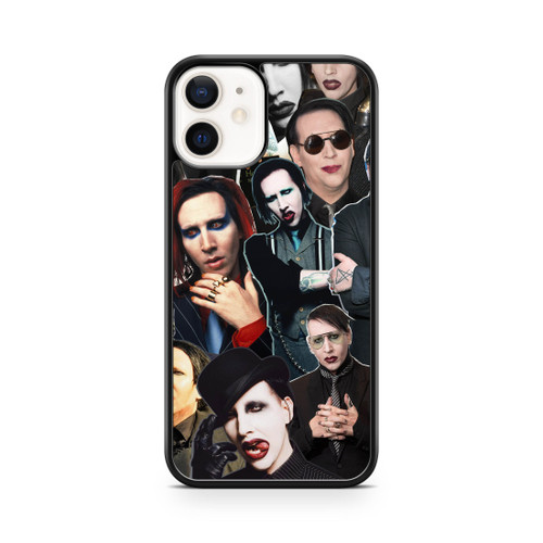 Marilyn Manson phone case 12