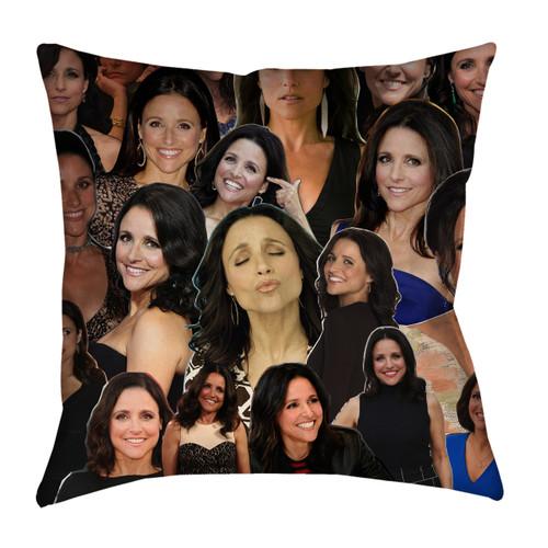 Julia Louis-Dreyfus pillowcase