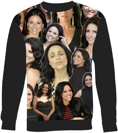 Julia Louis-Dreyfus sweatshirt
