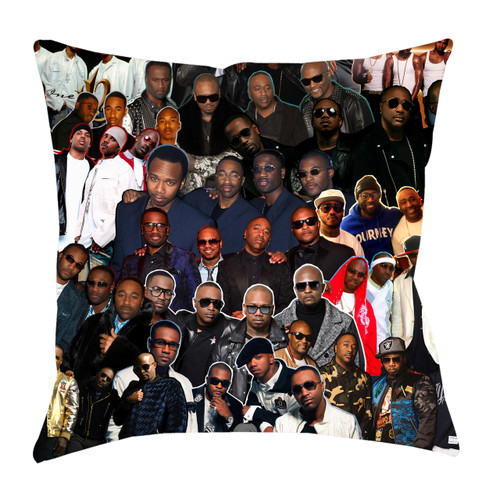 112 Photo Collage Pillowcase