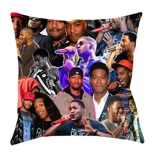 Kid Cudi Photo Collage Pillowcase