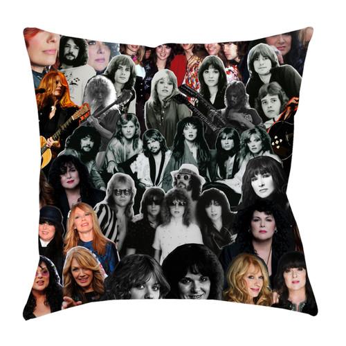 Heart Photo Collage Pillowcase