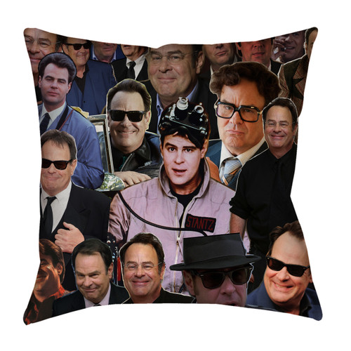Dan Aykroyd Photo Collage Pillowcase