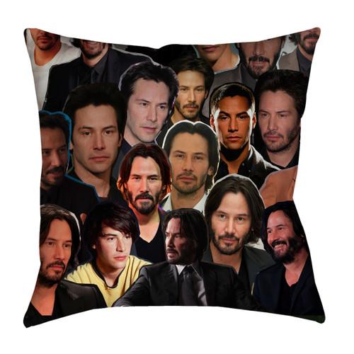 Keanu Reeves pillowcase