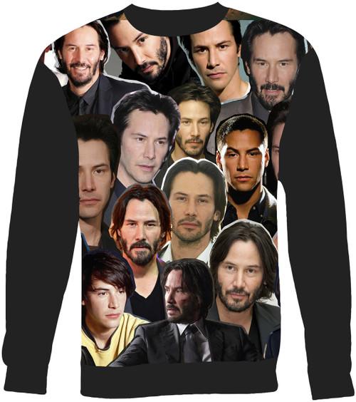 Keanu Reeves sweatshirt