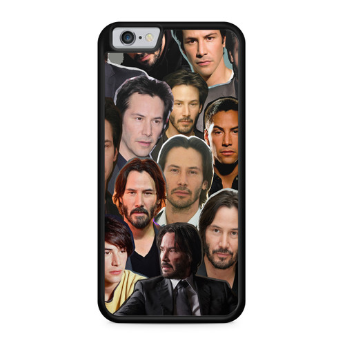 Keanu Reeves phone case
