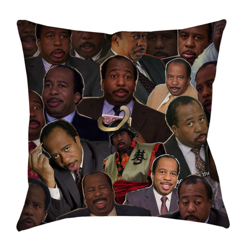 Stanley Hudson The Office pillowcase