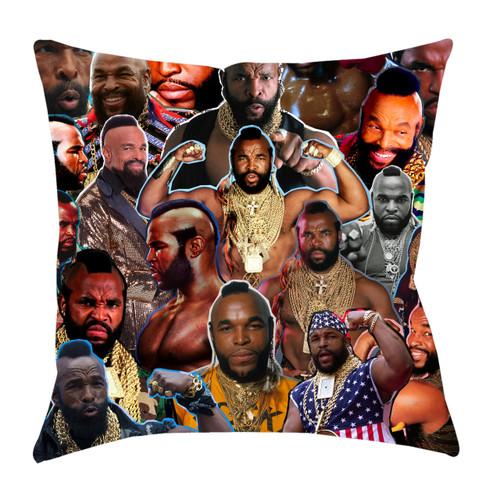 Mr. T Photo Collage Pillowcase