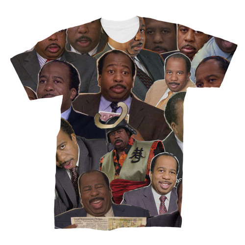 Stanley Hudson The Office tshirt