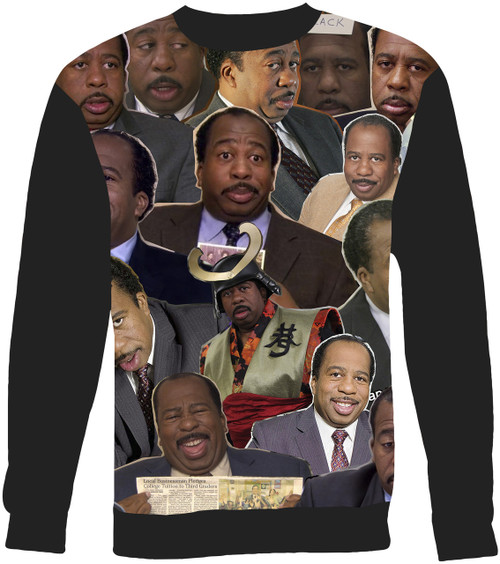 Stanley Hudson The Office sweatshirt