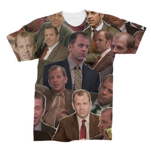 Toby Flenderson The Office tshirt