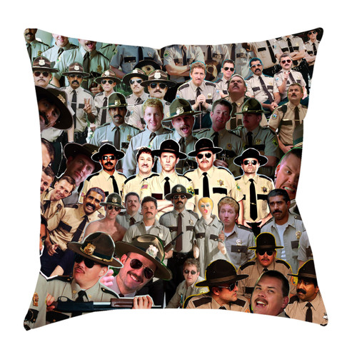 Super Troopers Photo Collage Pillowcase