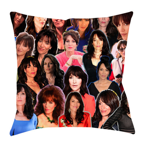 Katey Sagal Photo Collage Pillowcase