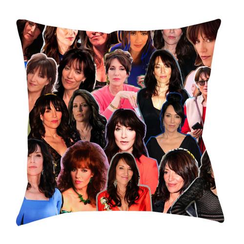Katey Sagal Photo Collage Pillowcase