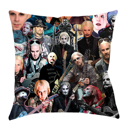 John 5 Photo Collage Pillowcase