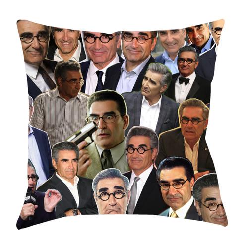 Eugene Levy Photo Collage Pillowcase