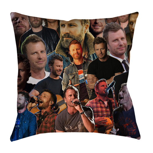 Dierks Bentley pillowcase