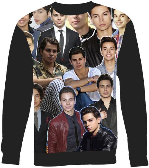 Jake T. Austin sweatshirt