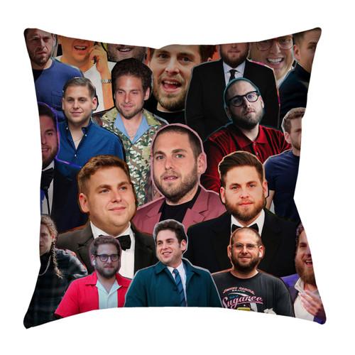 Jonah Hill pillowcase