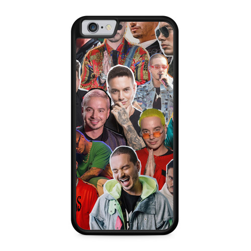 J Balvin phone case