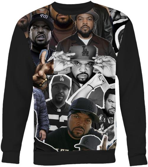 Ice Cube Collage Sweater Sweatshirt