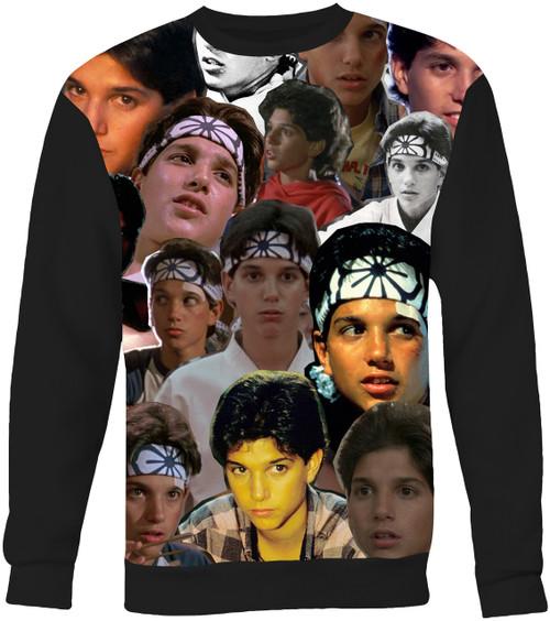 Daniel LaRusso (The Karate Kid) Collage Sweater Sweatshirt