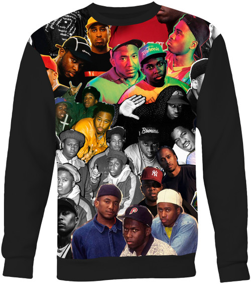 A Tribe Called Quest Collage Sweater Sweatshirt