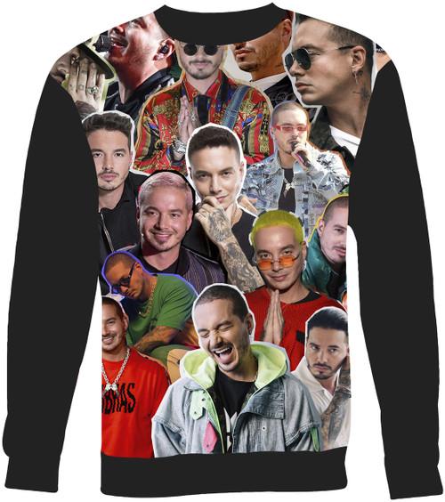 J Balvin sweatshirt