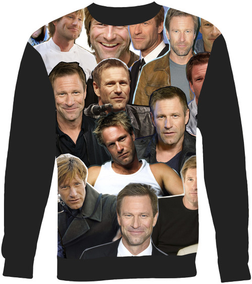 Aaron Eckhart sweatshirt
