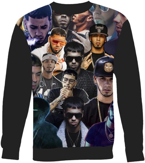 Anuel AA sweatshirt