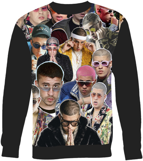 Bad Bunny sweatshirt