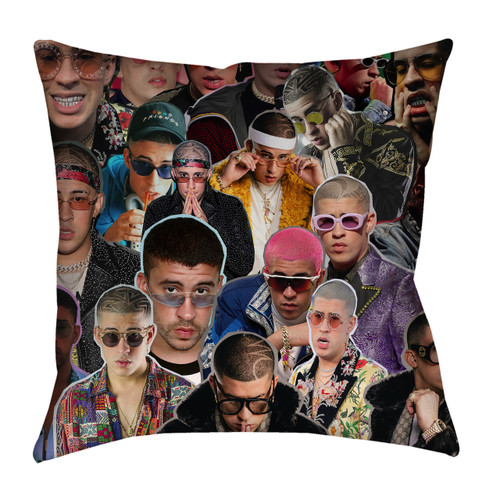 Bad Bunny pillowcase