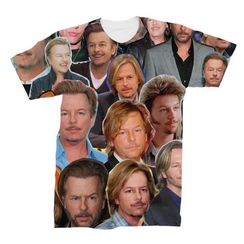 David Spade tshirt