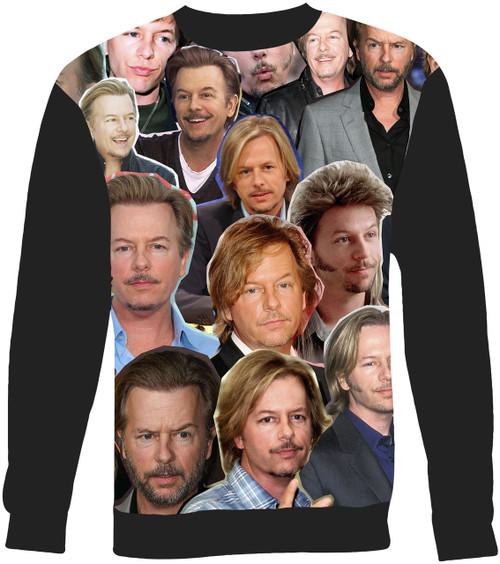 David Spade sweatshirt