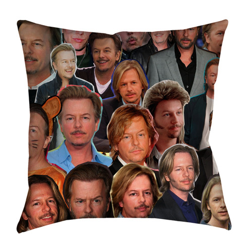 David Spade pillowcase